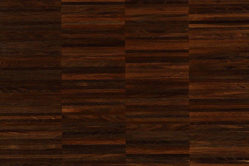 Mozaika przemysłowa, dąb wędzony standard